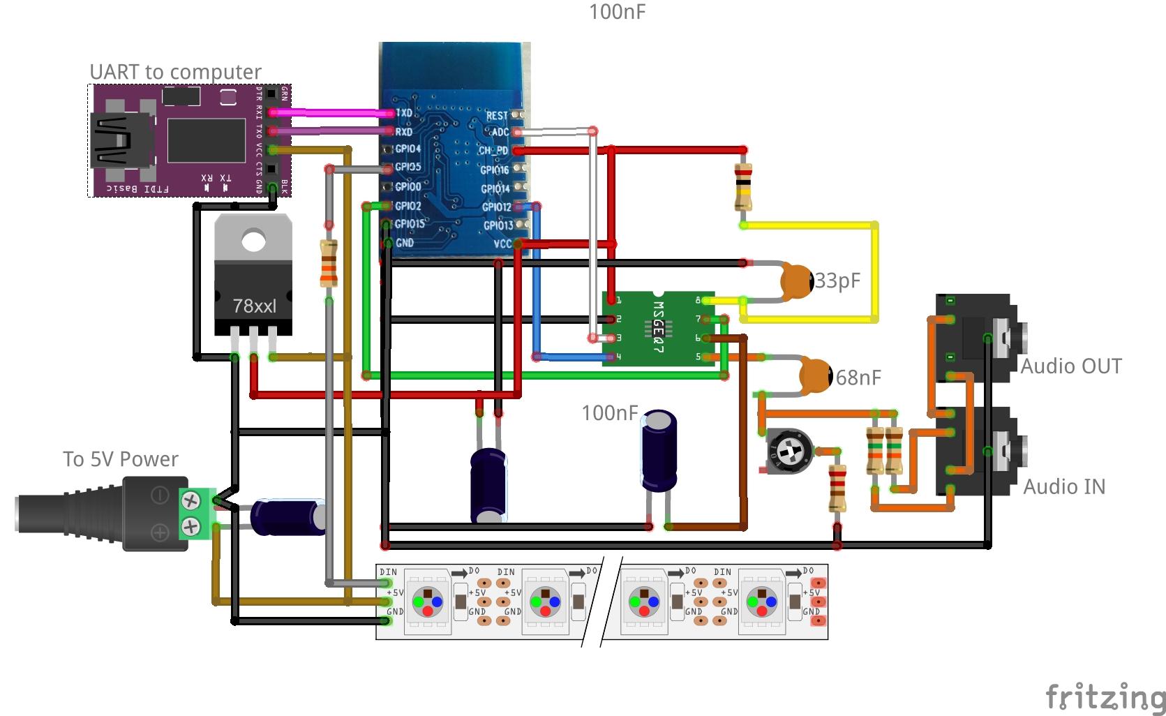 Neopixel LEDs as status LEDs for Ardupilot - DIY Drones